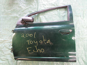 Toyota Echo Front Left Door 2000-2005