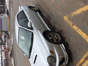 2001 Subaru WRX Sedan Excellent Postal Vehicle RIGHT HAND DRIVE