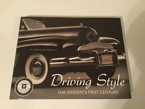 Driving Style: GM Design's First Century Collector's Book