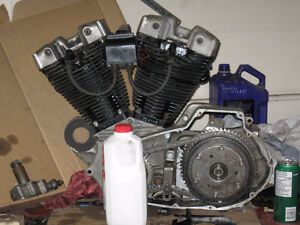 1971 Ironhead 1000 engine with papers for sale