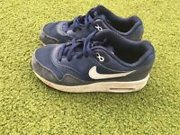 Nike Air Max Trainers (size 1)
