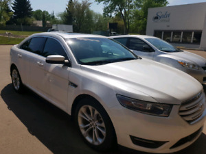 Fully Loaded 2013 Ford Taurus SEL