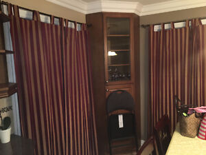Curtains Drapes for Home Like New