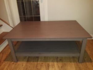 Coffee Table / IKEA Hemnes