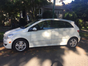 2008 Mercedes B200 Turbo