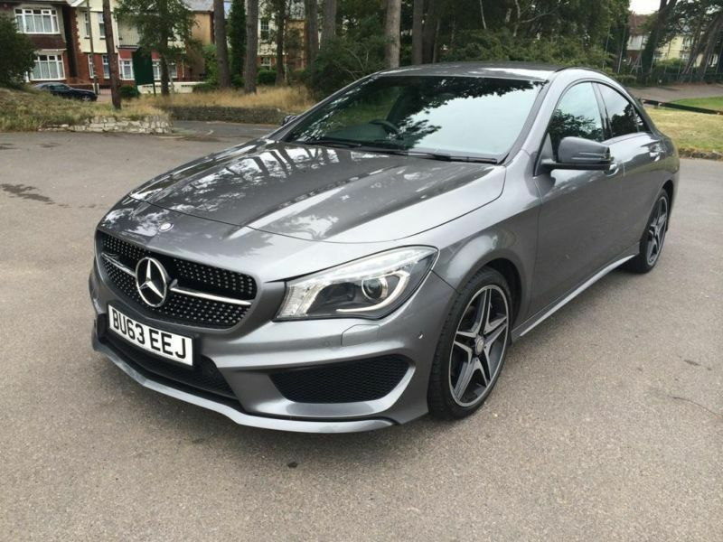 2013 mercedes benz cla class 1 6 cla180 amg sport 4dr in. Black Bedroom Furniture Sets. Home Design Ideas