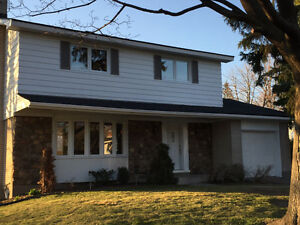 COMPLETELY RENOVATED 4 bedroom POINTE CLAIRE  cottage home