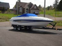 Campion Chase with 496 Merc. Fresh Water Boat..Make Offers...