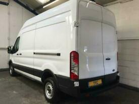 2018 18 FORD TRANSIT 2.0 TDCI 350 L3 H3 LWB 130PS AIR CON, PLY LINED, EURO 6!!!