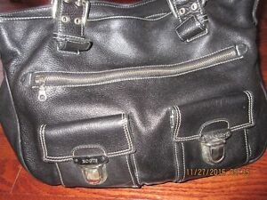 Roots real leather purse London Ontario image 6