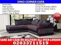 Brand New Diano Corner sofa Tyndall