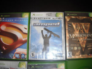 used Xbox games