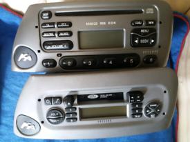 Ford Ka car stereos