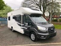 Autotrail Tribute F72 4 Berth Rear Lounge Motorhome For Sale REDUCED!!!