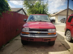 Lifted Chevy Blazer for sale