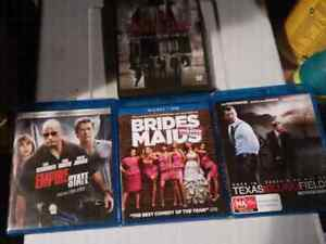 3 dvd blue ray West Island Greater Montréal image 2