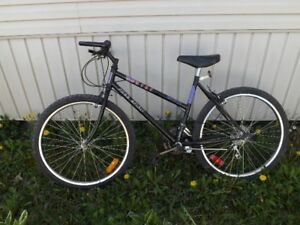 "Girls Mountain Bike 15 Speed 26"" Wheels $80.00"