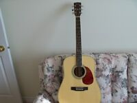 """BEAUTIFUL""""""""CORT""""""""200 ACOUSTIC GUITAR-NEW CONDITION"""