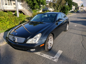 2006 Mercedes Benz CLS 500 fully loaded with Navigation