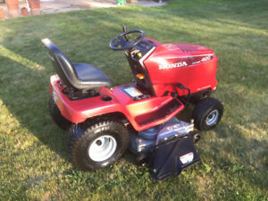 Honda snowblower, snow blower, riding mower dozer blade HA4120