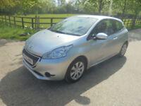 Peugeot 208 1.4HDi ( 70bhp ) Access+