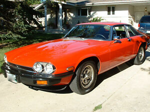 1976 Jaguar XJS survivor 46000 original miles or approx 75000km