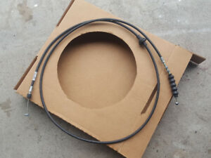 Volvo Hood Release Cable #3186585