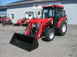 McCormick 47hp Cab Tractor - REDUCED TO GO!!!