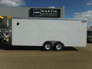 2016 Triton Vault  VC-820R Aluminum Enclosed Cargo Trailer