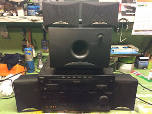 RCA 500W Home Theater System