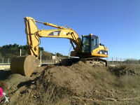 Foundation Excavator 4 Hire