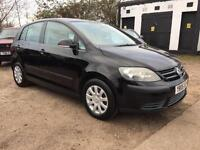 2006 Vw Golf Plus 1.6 FSI SE Long Mot 4dr Petrol