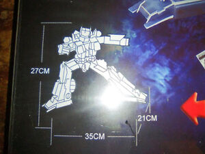 3D TRANSFORMER-TYPE PUZZLE, Brand New! London Ontario image 3