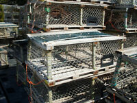 Lobster Traps (wooden)