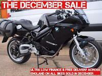 2012 - BMW F800 ST, EXCELLENT CONDITION, £4,500 OR FLEXIBLE FINANCE TO SUIT