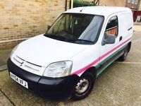 2004 CITROEN BERLINGO ENTRPRISE HDI 2 SLIDING DOORS A/C FULL 1 YEAR MOT BRAND NEW !!!