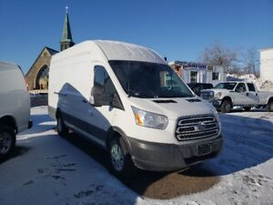 2018 Ford  XLT Transit T250 High Roof Extended St # 1117