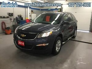 2014 Chevrolet Traverse LS  - Certified - $149.81 B/W - Low Mile