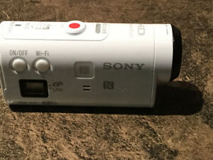Sony Splashproof mini camera