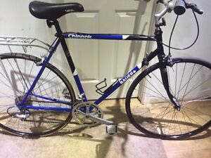 Bauer road bike