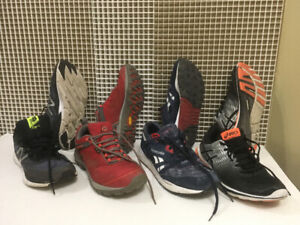 Men's Shoes - Adidas, Merrell, New Balance, Converse