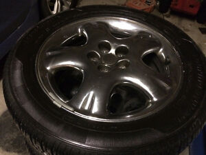 "***********Chrome 16"" Rims********** Cambridge Kitchener Area image 1"