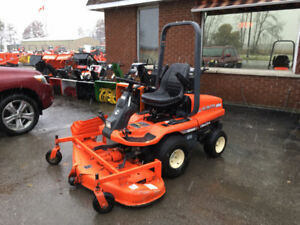 "2014 Kubota GF1800 with 60"" Mower"