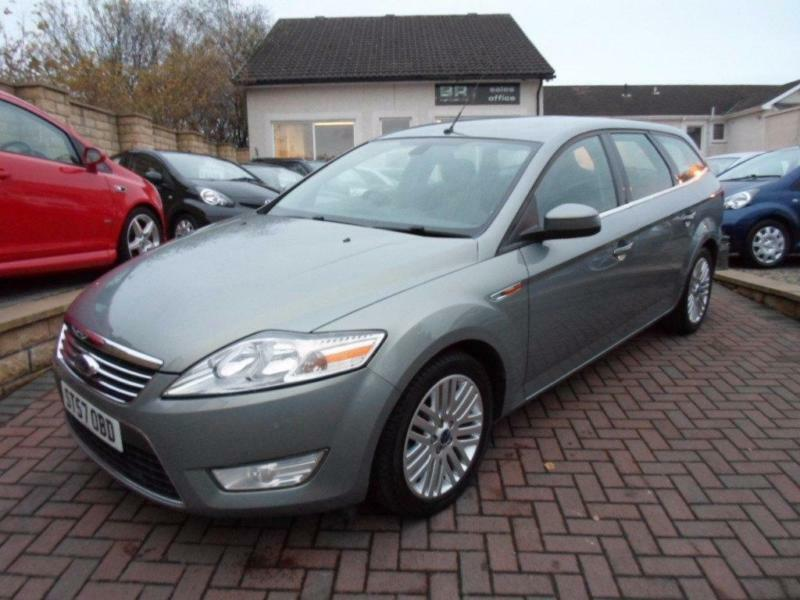 2008 ford mondeo 2 0 tdci ghia 5dr in glenrothes fife. Black Bedroom Furniture Sets. Home Design Ideas