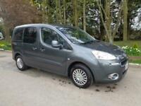 2015 Peugeot Partner Tepee 1.6 HDi 92 S 5dr wheelchair access 37000 miles MPV D