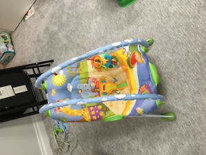 $15.00 Tiny Bouncer Infant Baby.