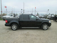 2007 Ford Explorer Sport Trac Ltd..Easy Auto Financing 100%