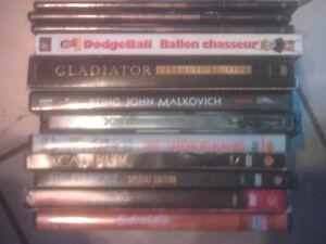 DVDS, Blurays, rarities - Holy s**t, Batman! what a list!