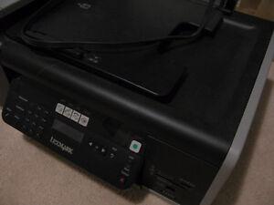 Lexmark x5690 4 in 1 printer/scanner/copier/fax