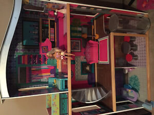 Barbie or doll house